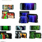Vinyl Decal Skin Sticker Protector for Nintendo Switch Full Set new