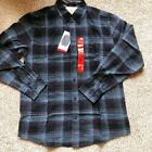 NWT Weatherproof Vintage Men's Long Sleeve Flannel Shirt