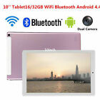 10in Tablet PC 16GB 32GB Android 6.0 Quad Core 3G WiFi Bluetooth Dual SIM Camera