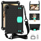 For Samsung Galaxy Tab A 8.0 8.4 10.1 Tablet Kids Case Cover with Stand Strap