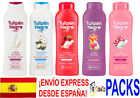 Gel de baño Tulipan Negro 720 ml Ducha Passion Candy Fantasy Kiss...