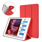 iPad 8th Generation Case 10.2 Magnetic Silicone Smart Cover Stand for Apple 2020