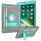 For Apple iPad 8th Generation 10.2-in 2020 Shockproof Rugged Stand Case Cover