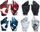 NEW Under Armour UA Sizzle CoolSwitch Receiver Football Gloves-Pick Size  Color