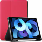 "iPad Air 4 Case Protective Cover Stand, Apple 2020 10.9"" + Stylus"