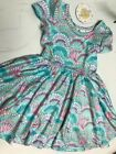 Sea Turtle Pink 6-12M, 12-24M, 2T Hugs Dress- Charlie's Project CLOSEOUT FINAL