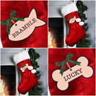 PERSONALISED+PETS+RED+VELVET+LUXURY+CHRISTMAS+STOCKING+PET+CAT+DOG+PUPPY+GIFT