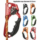 Tupa Hand Ascender Rock Climbing Tree Arborist Rappelling For 8~13mm Gear Rope