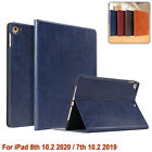 For iPad 8th 10.2 2020 7th 6th 5th 9.7 10.5 Leather Smart Case Stand Flip Cover