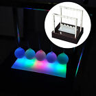 Newton Luminous Smart Cradle Balance Ball Physics Science Pendulum Desk Gift Toy