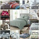 3 Pieces Bedding Comforter Sets Ultra Soft 100 Microfiber Polyester Lot pattern