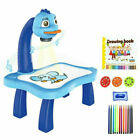 Children Smart Learn Projector Kids Learning Desk Toy Drawing Painting Table