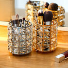 Makeup Brush Holder Organizer Crystal Cosmetic Brushes Storage Display Jewelry