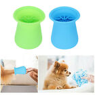 2 in1 Dog Paw Cleaner, Pet Grooming Brush, Soft Silicone Dog Foot Washer for Dog