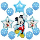 Ballons d'anniversaire fête décoration noël Mickey Minnie 4 versions lots