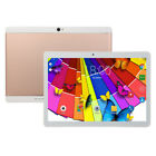 10'' Phablet 10.1 Android 8.0 Tablet PC 128GB Octa Core Dual SIM Camera Wifi US