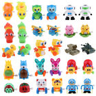 Kids Clockwork Wind-Up Toys 2Pieces for Party Bag Fillers Gifts
