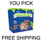 YOU PICK TOPPS CHROME SAPPHIRE GARBAGE PAIL KIDS GPK BASE FINISH YOUR SET!!
