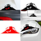 Car Stickers Diy Monster Red Eyes Peeper Funny Durable Bumper Window Decal