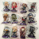 McDonald's 2021 Marvel Avengers Superheros Happy Meal Toys Gift Tracking Number