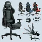 Computer Gaming Chair High-back Chairs Executive Swivel Racing Office Furniture