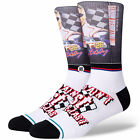 Stance Men's First You're Last Crew Socks White Footwear Active Casual Sports...