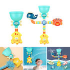 Bath Toys Pipeline Shower Game Hose and Spout Baby Toy with Suction Cups