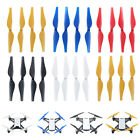 4pcs Colorful Propellers For DJI Tello Drone Blade Accessories UK