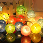 Led Battery Operated Wire Fairy String Lights Xmas Home Party Decoration P3