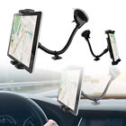 Car Windshield Tablet Mount Holder Stand For Mobile Cell Phone iPad Universal