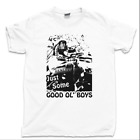 GOOD OL BOYS T Shirt Dukes Of Hazzard GENERAL LEE Dixie Air Horn Flag Rebel Yell