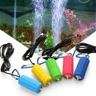 Mini USB Portable Aquarium Fish Tank Oxygen Air Pump Mute Energy Save Compressor