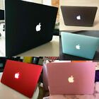 """Fit MacBook Air /Macbook Pro M1 11"""" 12"""" 13"""" 15"""" 16"""" Laptop Hard Shell Case Cover"""