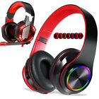 3.5mm/ Wireless Pro Gaming Headset Headphone for Xbox One Series X PC Cell Phone