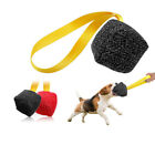 Dog Ball Toy Dogs Bite Training Tugs Pillow Pet Chewing Ball For K9 Large Dogs