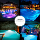 NEW Underwater Remote Control Swimming Pool Floating Sensory Colorful LED Lights