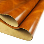 5-6oz Distressed Cowhide Pull Up Leather Natural Grain Cowhide Leather Skins USA