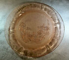 "SHARON CABBAGE ROSE PINK 9-1 2"" DINNER PLATE!"
