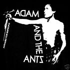 ADAM AND THE ANTS - T-SHIRT - POST-PUNK ANTMUSIC GLAM