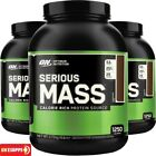 ON Optimum Nutrition Serious Mass 2.7kg 2700g 6lbs Weight Gainer Hard Gainer