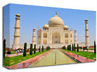 Taj  Mahal Indian Delhi Canvas Art Print A1 L Picture C