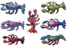 Lobster Small Sand Animal Paperweight Sea Seaside