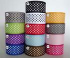 3 metres swiss dot grosgrain RIBBON 22mm (U pick color)
