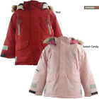 Brand New Kids Didriksons Perry Waterproof Hooded Ski Jacket