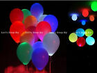 1 LED Mini Paper Lantern Balloon Light Wedding Christmas Floral Party Decoration