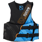New! Connelly CWB Coast Guard Side Entry Neoprene Vest Jacket Retail $75 Now $45