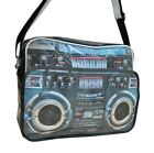 MP3 Boom Box Speaker Shoulder Hip Hop Bag