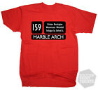 London Routemaster Red Bus 159 Sign Brixton Kennington T-Shirt Adults Kids Sizes