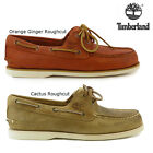 Brand New Mens Timberland Icon Classic 2 Eye Boat Shoes