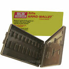 MTM Case Gard Rifle Ammo/Ammunition/Bullet Wallet/Box/Holder - Many Calibres